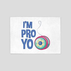 Im Pro Yo 5'x7'Area Rug