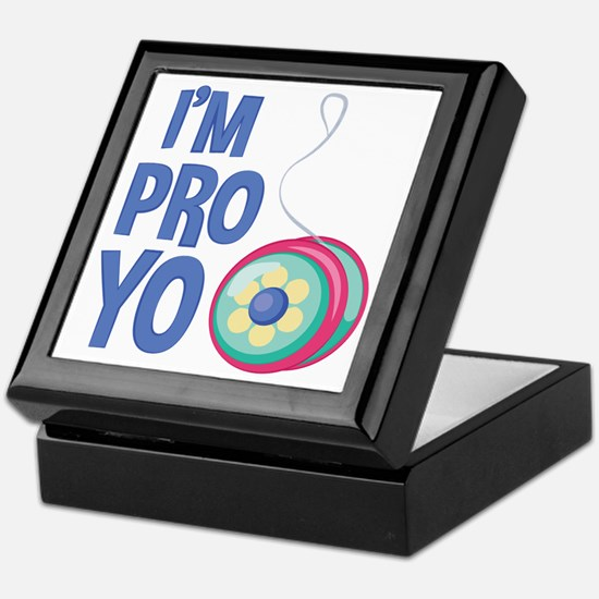 Im Pro Yo Keepsake Box