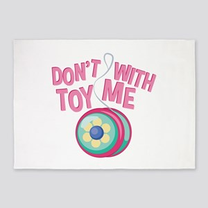 Toy With Me 5'x7'Area Rug