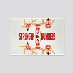 Strength In Numbers Magnets