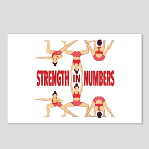Strength In Numbers Postcards (Package of 8)