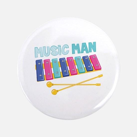 Music Man Button