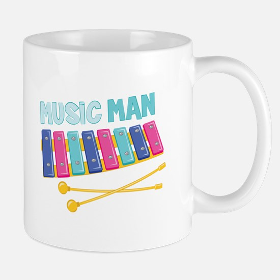 Music Man Mugs