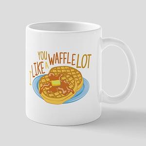 A Waffle Lot Mugs