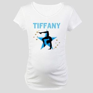 GYMNAST GIRL Maternity T-Shirt