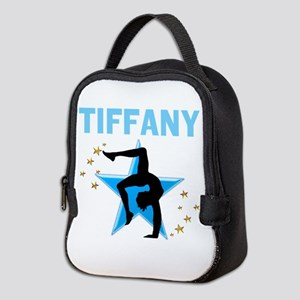 GYMNAST GIRL Neoprene Lunch Bag
