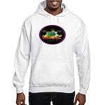 Krewe of Ponchartrain Hooded Sweatshirt