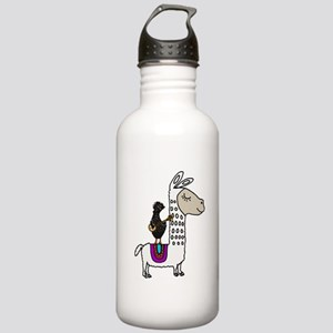 Polish Chicken on Llam Stainless Water Bottle 1.0L