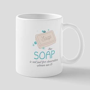 The Soap Mugs