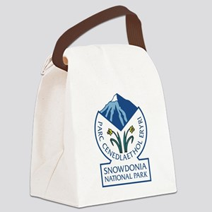 Snowdonia National Park, Wales, U Canvas Lunch Bag