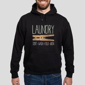 Sort Wash Fold Hoodie