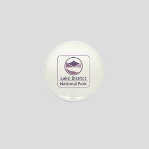 Lake District National Park, UK Mini Button