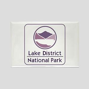Lake District National Park, UK Rectangle Magnet