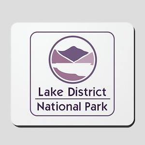 Lake District National Park, UK Mousepad