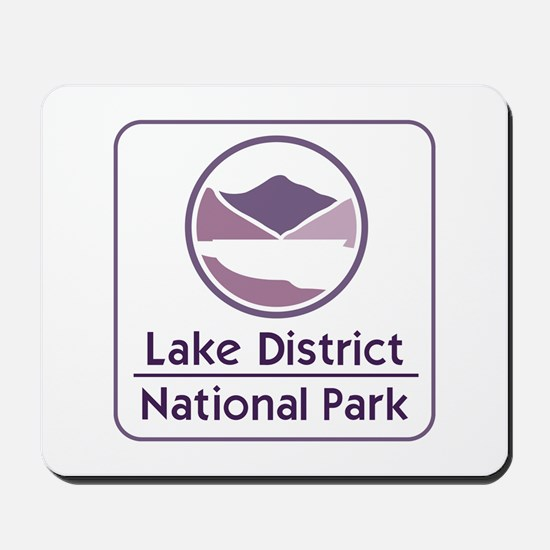 Lake District National Park, UK Mousepad