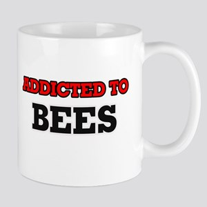 Addicted to Bees Mugs