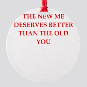 divorce Ornament