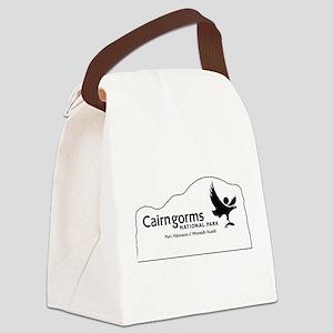 Cairngorms National Park, Scotlan Canvas Lunch Bag