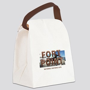 ABH Fort Point Canvas Lunch Bag