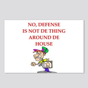 defense Postcards (Package of 8)