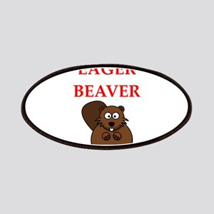 eager beaver Patch