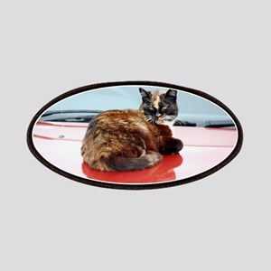 speckled cat closer Patch