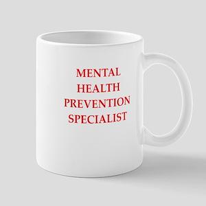 mental health Mugs