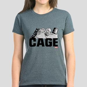 Luke Cage Smile Women's Dark T-Shirt