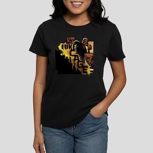 Luke Cage Standing Women's Dark T-Shirt