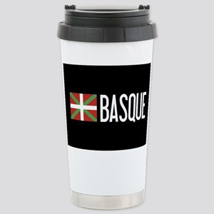 Basque Country: Basque Stainless Steel Travel Mug