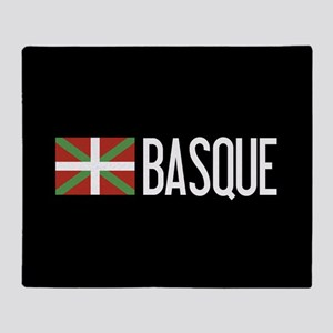 Basque Country: Basque Flag & Basque Throw Blanket