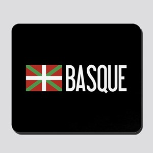 Basque Country: Basque Flag & Basque Mousepad