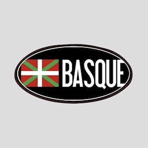Basque Country: Basque Flag & Basque Patch