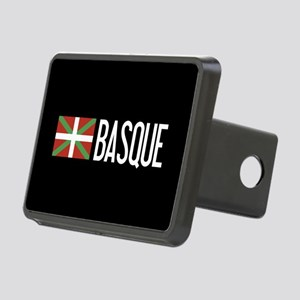 Basque Country: Basque Fla Rectangular Hitch Cover