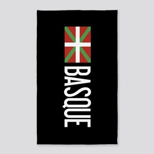 Basque Country: Basque Flag & Basque Area Rug