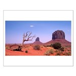 <b>Monument Valley Struggle</b><br>Small Poster