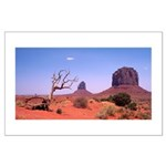 <b>Monument Valley Struggle</b><br>Large Poster