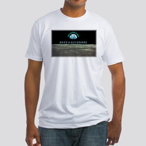 Make a Difference! Fitted T-Shirt