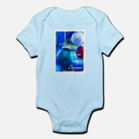 Bless our Troops Infant Bodysuit