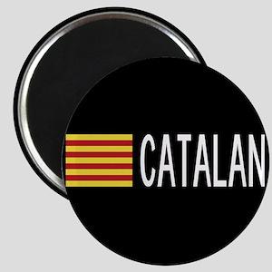 Catalunya: Catalan Flag & Catalan Magnet