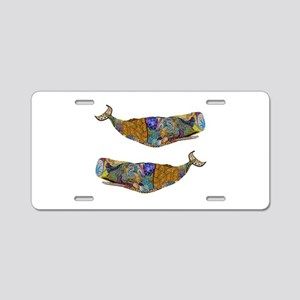 GIANTS Aluminum License Plate