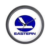 Eastern airlines Wall Clocks