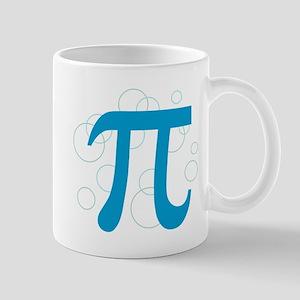 Pi Circles Mug