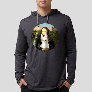 J-ORN-MonaLisa-Bully4 Long Sleeve T-Shirt