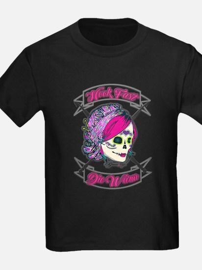 Hook Fast Die Warm T-Shirt