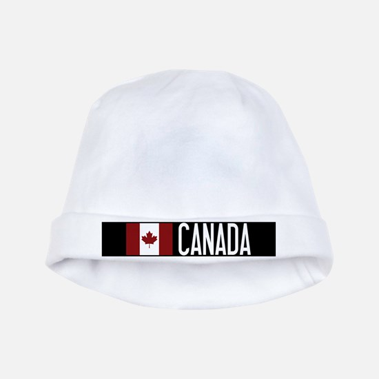 Canada: Canadian Flag & Canada baby hat