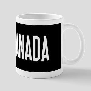Canada: Canadian Flag & Canada Mug