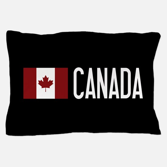 Canada: Canadian Flag & Canada Pillow Case