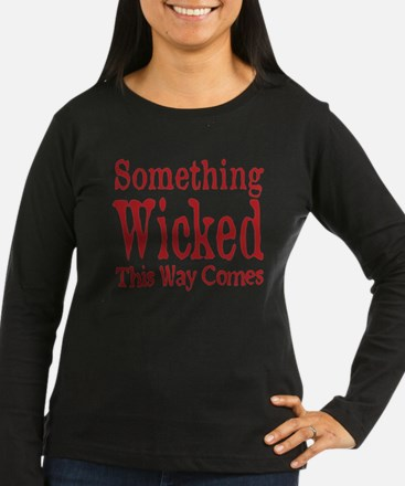 Something Wicked clothes Long Sleeve T-Shirt