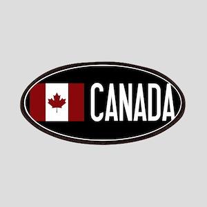 Canada: Canadian Flag & Canada Patch